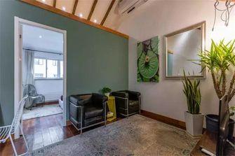 60平米田园风格客厅装修图片大全
