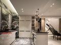 140平米别墅中式风格厨房效果图