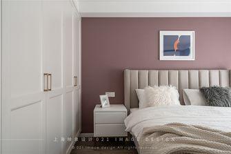 70平米复式北欧风格卧室图