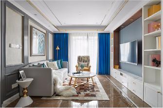100平米法式风格客厅图