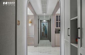 140平米美式风格走廊效果图