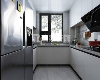 100平米北欧风格厨房设计图