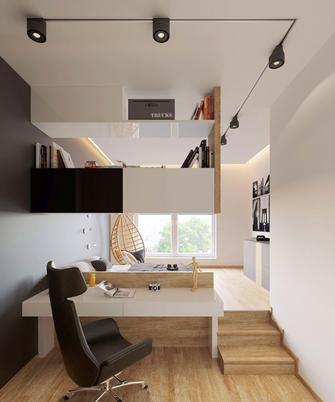 140平米四室两厅美式风格书房图片大全