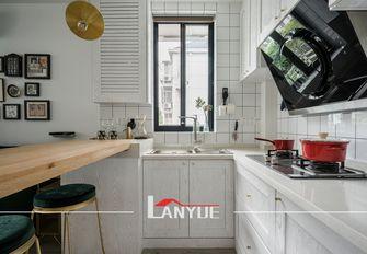 30平米以下超小户型北欧风格厨房装修效果图