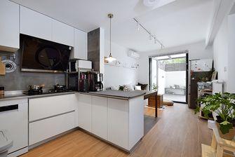 50平米小户型现代简约风格厨房设计图