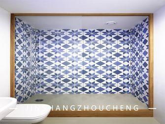 60平米一室一厅日式风格卫生间装修效果图