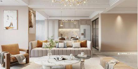 10-15万140平米四室两厅美式风格客厅设计图