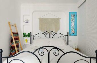 90平米三室一厅地中海风格卧室设计图