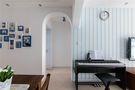 80平米地中海风格阳光房装修案例