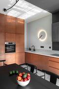 60平米一室一厅英伦风格厨房装修案例