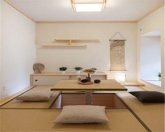 80平米日式风格阳光房效果图