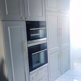 110平米三美式风格储藏室装修效果图