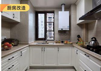 富裕型60平米现代简约风格厨房装修效果图