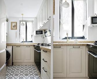 40平米小户型法式风格厨房效果图