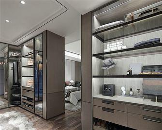 140平米四室两厅英伦风格衣帽间设计图