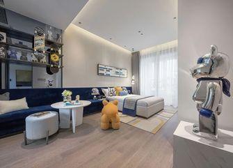140平米别墅现代简约风格儿童房效果图
