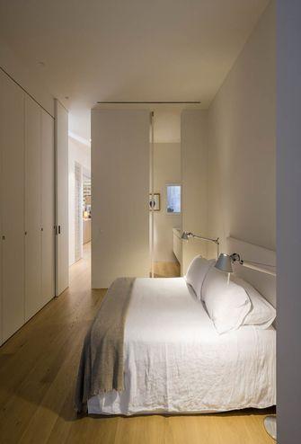 140平米复式日式风格卧室图片