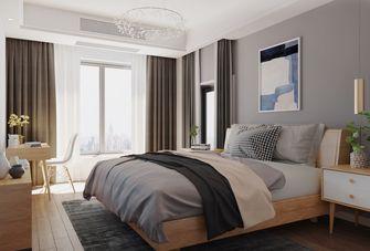 90平米宜家风格卧室图