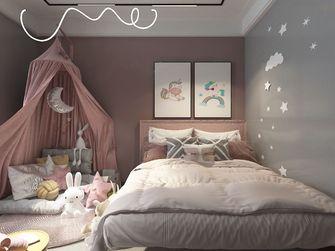 80平米现代简约风格儿童房欣赏图