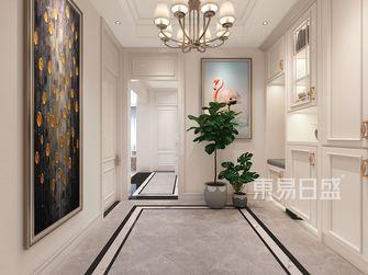 140平米复式欧式风格玄关设计图