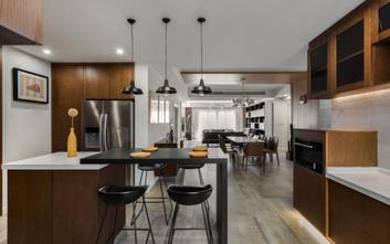 60平米公寓北欧风格厨房图片