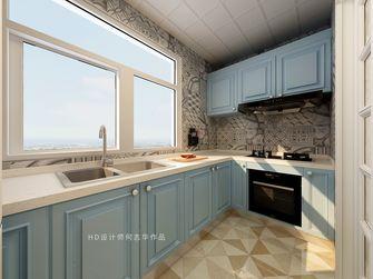 100平米三室两厅欧式风格厨房效果图