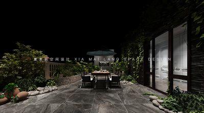 140平米别墅欧式风格阳台图片大全