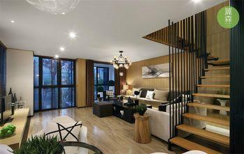 20万以上140平米别墅现代简约风格楼梯效果图