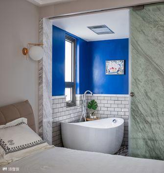 100平米三室两厅美式风格卫生间设计图