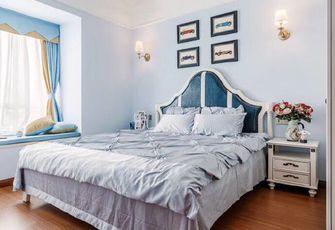 5-10万90平米三美式风格卧室设计图