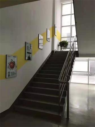 140平米其他风格楼梯间装修图片大全