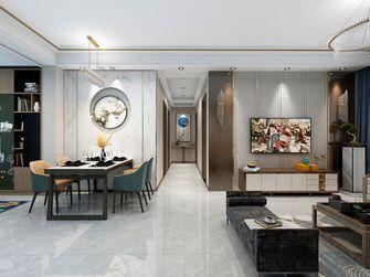 100平米三室两厅中式风格走廊装修图片大全