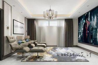 110平米复式中式风格影音室图片