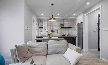 50平米小户型欧式风格客厅装修案例
