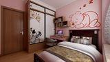 100平米四中式风格卧室欣赏图