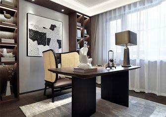 130平米三室两厅其他风格书房欣赏图