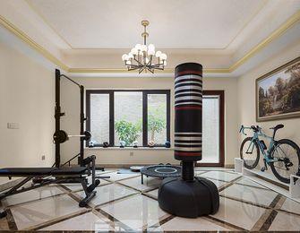 140平米四室两厅欧式风格健身室欣赏图