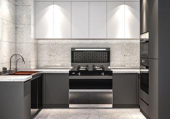 100平米中式风格厨房图
