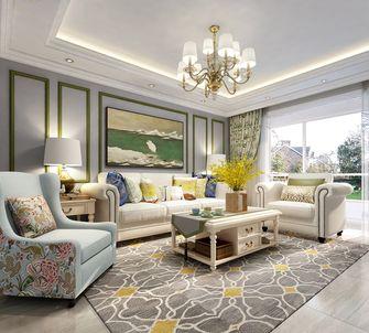 经济型30平米以下超小户型新古典风格客厅装修效果图