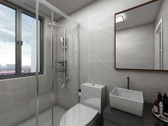 90平米四室一厅现代简约风格卫生间装修图片大全