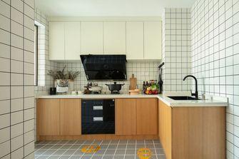 60平米一室两厅田园风格厨房设计图
