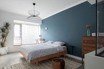 100平米三北欧风格卧室效果图