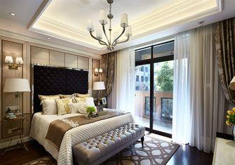120平米公寓欧式风格卧室设计图