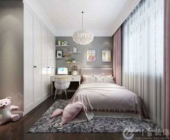 120平米四其他风格卧室图片