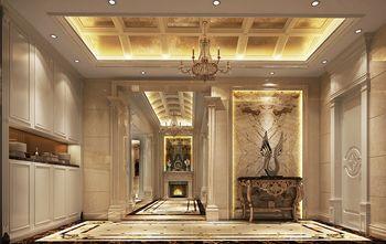 140平米法式风格玄关装修图片大全