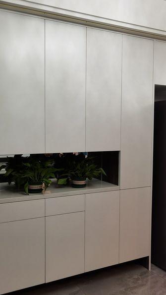 90平米三室两厅法式风格玄关图片