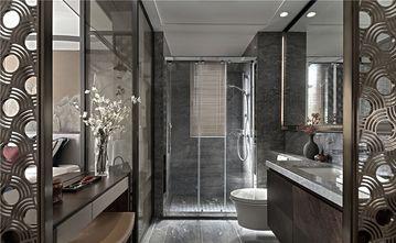100平米三室两厅中式风格卫生间装修图片大全
