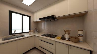 140平米三现代简约风格厨房图片