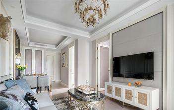 100平米美式风格客厅图片大全