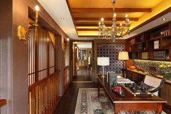 110平米别墅东南亚风格书房装修效果图